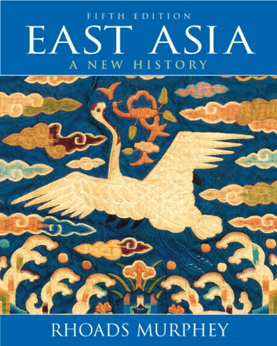 East Asia A New History 5th 2010 edition cover