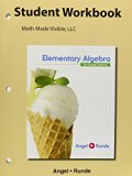 Elementary Algebra for College Students:   2014 edition cover