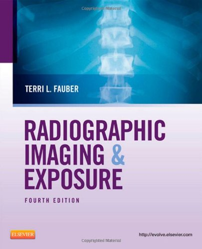 Radiographic Imaging and Exposure  4th 2013 edition cover