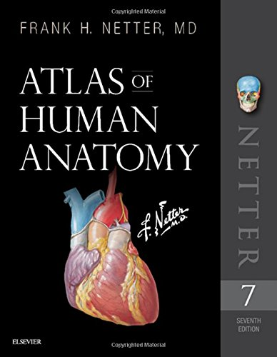 Atlas of Human Anatomy:   2018 9780323393225 Front Cover