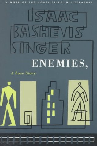 Enemies A Love Story  1988 9780374515225 Front Cover