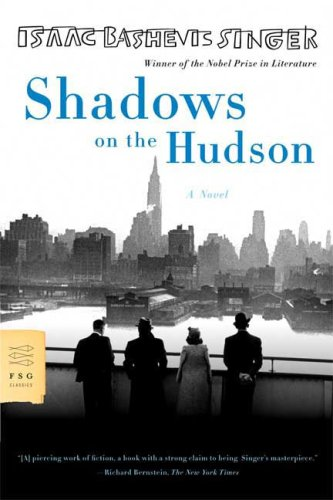 Shadows on the Hudson   2009 edition cover