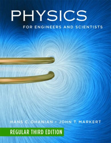 Physics for Engineers and Scientists  3rd 2007 edition cover