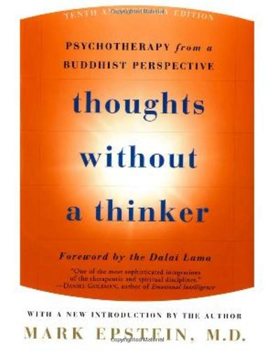 Thoughts Without a Thinker Psychotherapy from a Buddhist Perspective  1995 edition cover