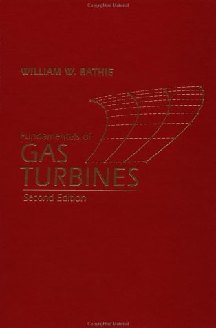 Fundamentals of Gas Turbines  2nd 1996 (Revised) edition cover