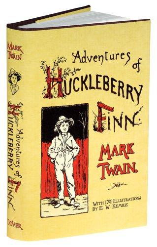 Adventures of Huckleberry Finn   2005 edition cover