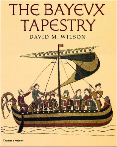 Bayeux Tapestry   2004 edition cover