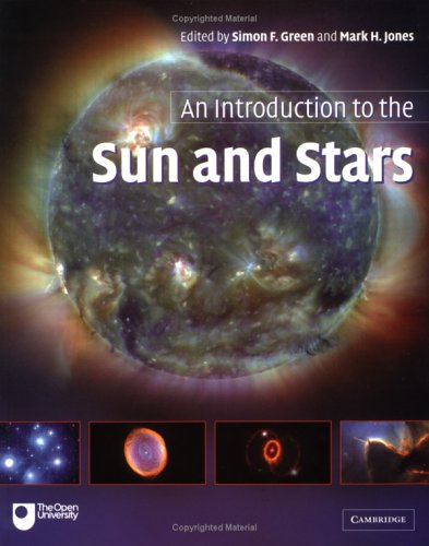 Introduction to the Sun and Stars   2004 edition cover