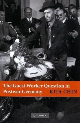 Guest Worker Question in Postwar Germany   2009 edition cover