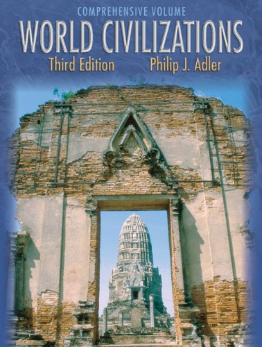 World Civilizations  3rd 2003 9780534599225 Front Cover