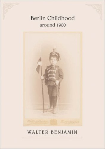Berlin Childhood Around 1900   2006 edition cover
