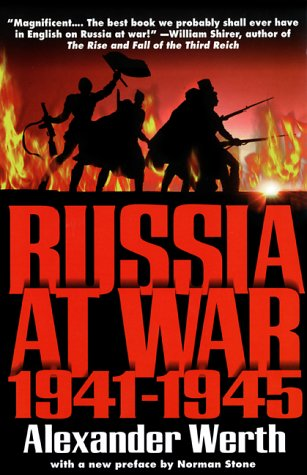 Russia at War, 1941-1945  N/A edition cover