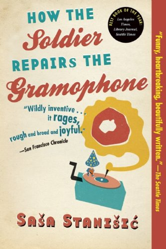 How the Soldier Repairs the Gramophone  N/A edition cover