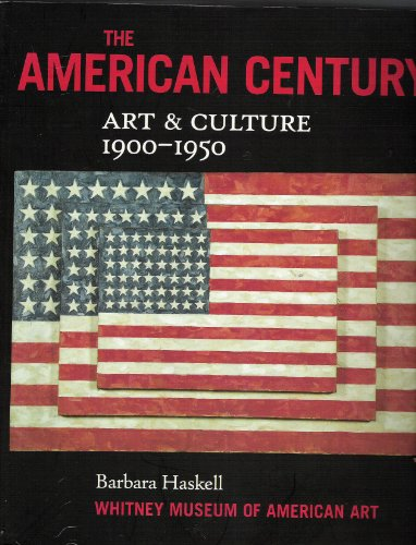 American Century Art and Culture, 1900-1950  1999 edition cover