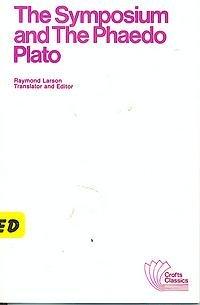 Symposium and the Phaedo   1980 edition cover