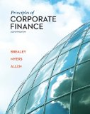 Principles Fo Corporate Finance with Connect  11th 2014 edition cover