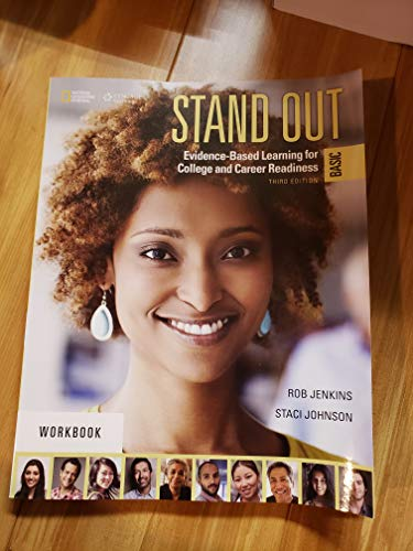 STAND OUT BASIC GRAMMAR CHALLENGE       N/A 9781305655225 Front Cover