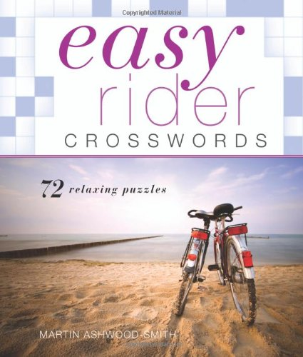 Easy Rider Crosswords   2011 9781402774225 Front Cover