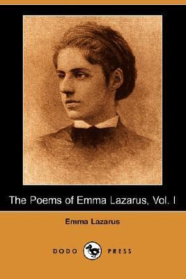 Poems of Emma Lazarus  N/A 9781406536225 Front Cover