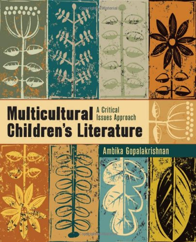 Multicultural Children's Literature A Critical Issues Approach  2011 edition cover
