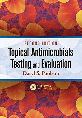 Topical Antimicrobial Testing and Evaluation  2nd 2014 (Revised) edition cover