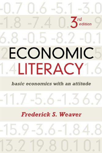 Economic Literacy Basic Economics with an Attitude 3rd 2010 edition cover