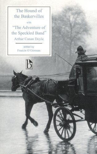 Hound of the Baskervilles Another Adventure of Sherlock Holmes: With, the Adventure of the Speckled Band  2005 edition cover
