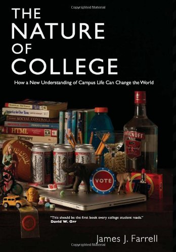 Nature of College   2010 edition cover