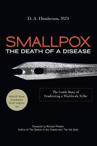Smallpox The Death of a Disease  2009 edition cover