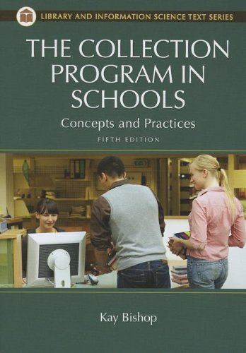 Collection Program in Schools Concepts and Practices 5th (Revised) edition cover