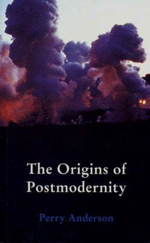 Origins of Postmodernity   1998 edition cover
