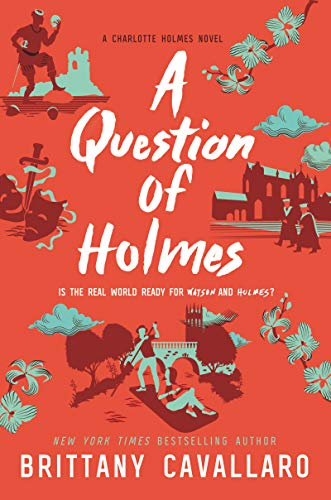 Question of Holmes   2019 9780062840226 Front Cover