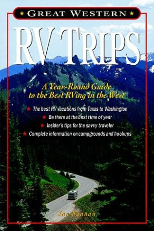 Great Western RV Trips   1999 9780070067226 Front Cover