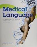 Medical Language + New Mymedicalterminologylab:   2013 edition cover