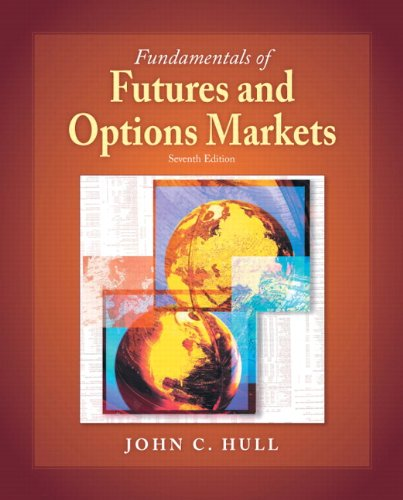 Fundamentals of Futures and Options Markets  7th 2011 edition cover