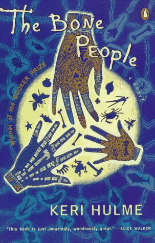 Bone People A Novel  2000 edition cover