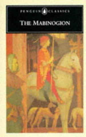 Mabinogion   2003 edition cover