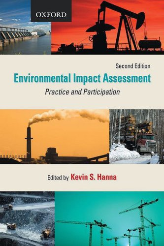 Environmental Impact Assessment Practice and Participation 2nd 2009 edition cover