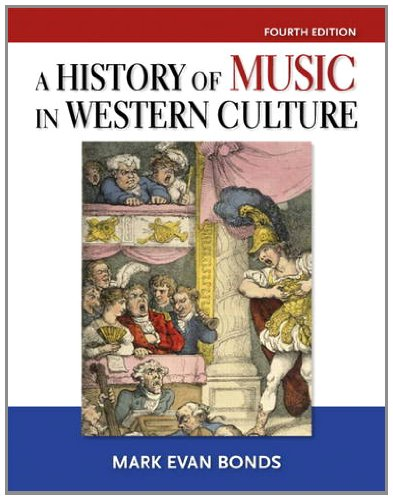 History of Music in Western Culture  4th 2014 edition cover