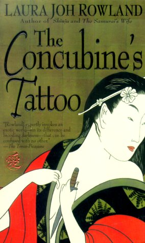 Concubine's Tattoo   2002 edition cover