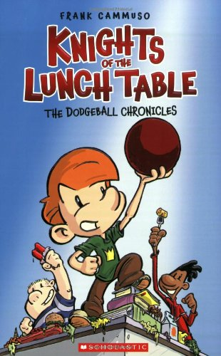 Dodgeball Chronicles   2008 edition cover