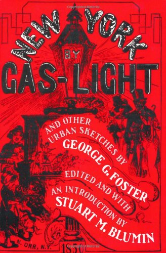 New York by Gas-Light and Other Urban Sketches   1990 edition cover