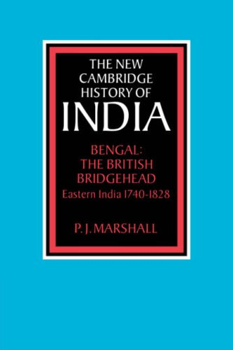 Bengal The British Bridgehead - Eastern India, 1740-1828  2006 9780521028226 Front Cover