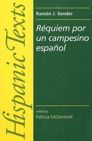 R�quiem por un Campesino Espa�ol   1991 9780719032226 Front Cover
