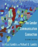 Gender Communication Connection  2nd 2014 edition cover