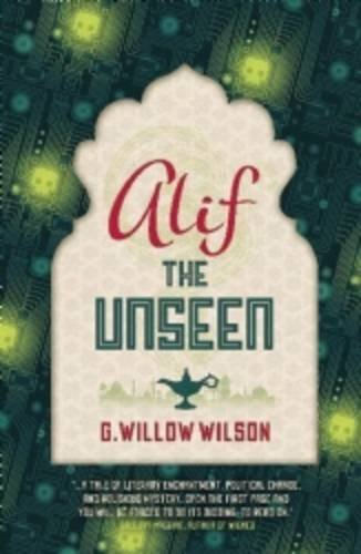 Alif the Unseen  N/A edition cover