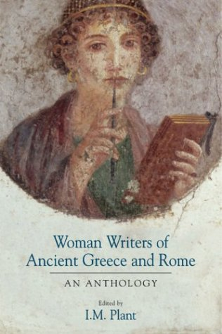 Women Writers of Ancient Greece and Rome An Anthology  2004 edition cover