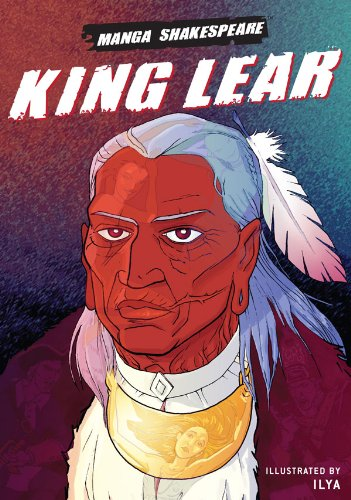 King Lear   2009 edition cover