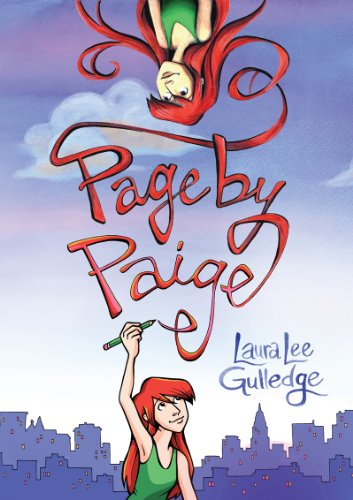Page by Paige   2011 edition cover