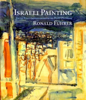 Israeli Painting   1998 9780879518226 Front Cover